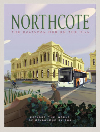 Public Transport Victoria: Northcote Print Ad by GPY&R Melbourne