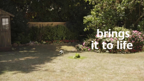 SafeLawn: Lawn Man - Facebook Film by Milford & Animation, TBWA Manchester