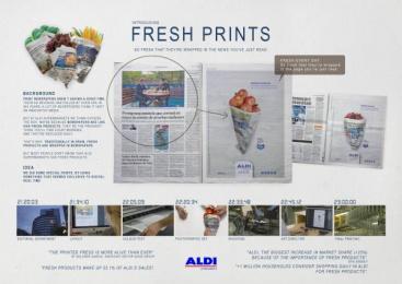 Aldi: Aldi Print Ad by McCann Madrid