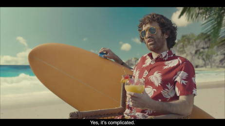 La Primitiva: You don't know but you do know Film by Blur Producciones, Publicis Madrid