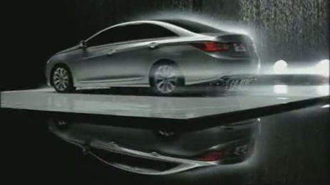 Hyundai I45: Fluidic Sculpture Film by Innocean Sydney