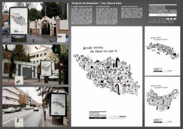 MRW: CHINA/CUBA/IRAN Promo / PR Ad by Ruiz Nicoli