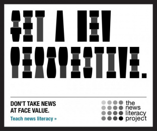 The News Literacy Project: #SeeAllTheAngles, 2 Design & Branding by J. Walter Thompson New York
