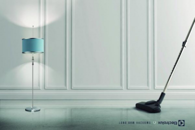 Electrolux: Lamp Print Ad by DDB Bogota