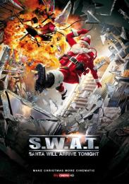 Sky cinema HD: S.W.A.T. Print Ad by Grey United Milan