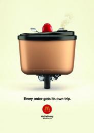 McDonald's: Coffee Print Ad by Fortune Promoseven Dubai