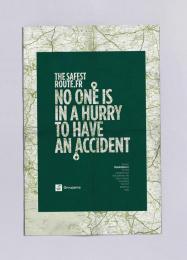 Groupama: Hurry Print Ad by Kuest Prod, Marcel Paris, Prodigious