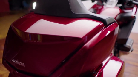 Honda Motorcycles: Beyond the Gold Wing Film by Dailey, Derby
