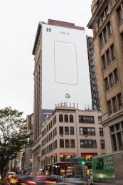 Google: Pixel, 2 Outdoor Advert by Droga5 New York