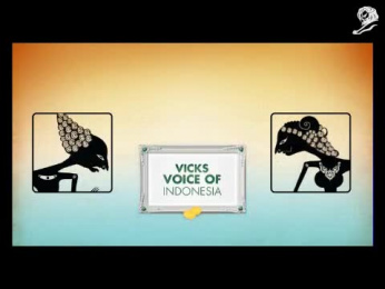 Vicks Throat Drops: VOICE OF INDONESIA Promo / PR Ad by Publicis Singapore