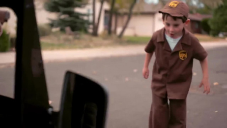 UPS: Driver for a day Film by Ogilvy & Mather New York