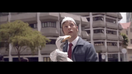 Westpac: Mr Tinfoil Film by DDB Auckland, Scoundrel