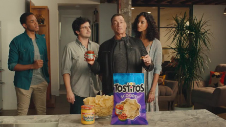 Tostitos: Language Film by Goodby Silverstein & Partners San Francisco
