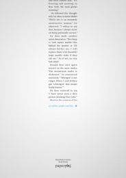 Paper Plus: Donald Tweets Print Ad by FCB Auckland