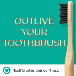 Goodwell Co.: Toothbrushes That Don't Last, 5 Print Ad by Undnyable