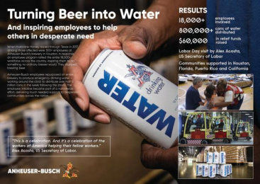 ANHEUSER-BUSCH: ANHEUSER-BUSCH Direct marketing by Fleishman Hillard