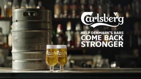 Carlsberg: Adopt a keg Digital Advert by Grey Europe, Townhouse New York