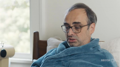 Set the Page Free: Pulling Back the Covers on Gary Shteyngart's Writing Process Film by Ghost Robot, Y&R New York