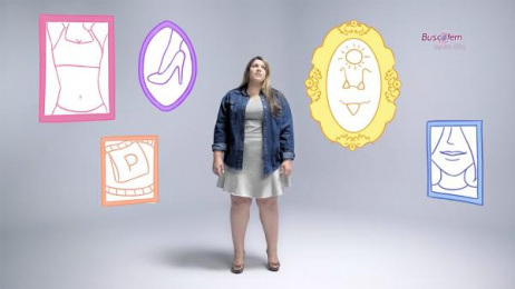Buscofem: #MyPainMatters, 4 Digital Advert by Cappuccino São Paulo, Estudio Mol