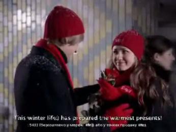 Life :): ЗИМА (WINTER) Film by Think! Mccann Erickson Kyiv