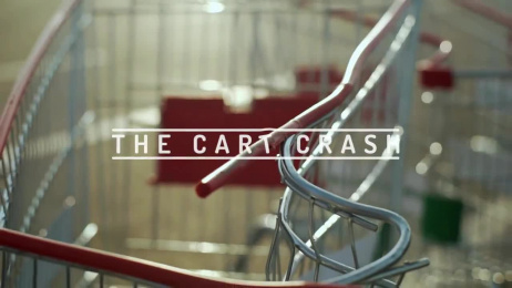 Golden Brau: The Cart Crash Film by Geometry Global Bucharest