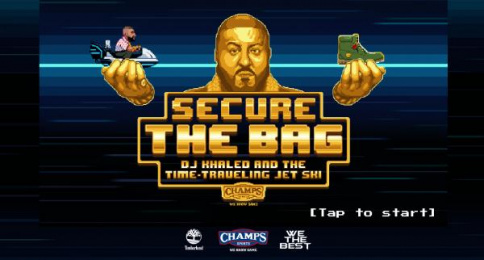 Secure the Bag: Secure The Bag Digital Advert by Akqa London