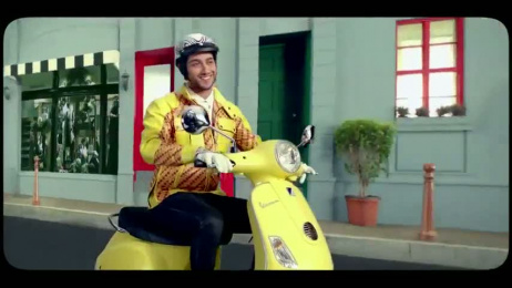Vespa: Vespa Fashion Unchanged Film by BANG BANG FILMS, Meridian Communications