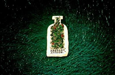 Absolut Vodka: ISLAND Print Ad by TBWA\ London