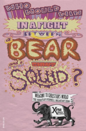 Launch Of New Radio Show: BEAR VS SQUID Outdoor Advert by Mother London
