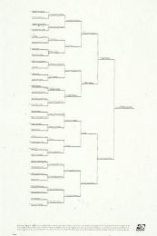 United States Tennis Association/ USTA: AGASSI Print Ad by Fallon Mcelligott