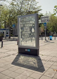 Beko: The Aquaboard [image] 2 Outdoor Advert by Mccann Istanbul