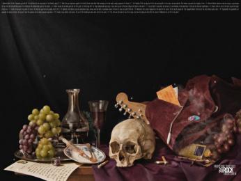 91 Rock Radio: Jimi Print Ad by J. Walter Thompson Sao Paulo