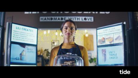 Tide Bank: Rise Entrepreneur Film by Sidekick Studios London