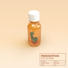 World Health Organization/ WHO: Follow Your Prescription, 1 Design & Branding by 180 Kingsday