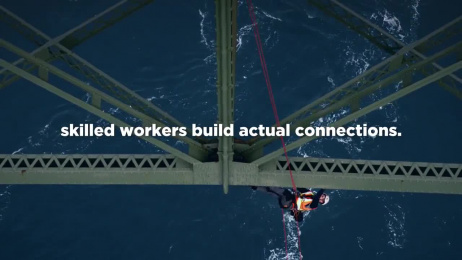 Timberland: Bridge Film by The Martin Agency Richmond
