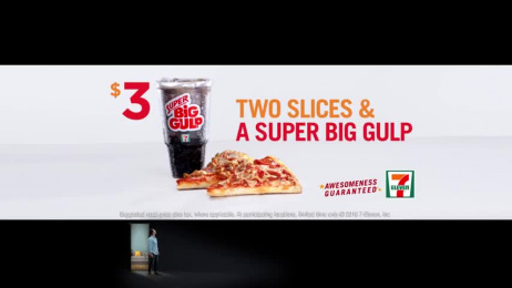 7-eleven: Pizza Film by J. Walter Thompson New York