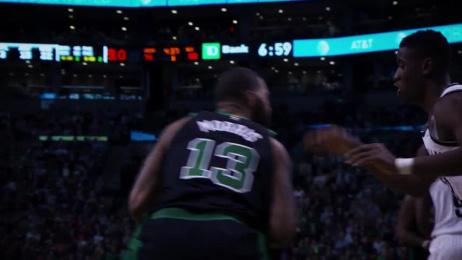 Celtics: Morris for 2 Film by Sleek Machine Boston