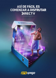 DirecTV: It's that easy to start enjoying with DIRECTV, 2 Print Ad by Grey Colombia