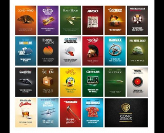 Warner Bros.: ICONIC MOMENTS, 1 Design & Branding by Oakwood Agency, Bristol