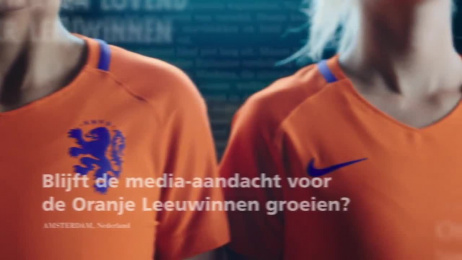 Nike: They Call Us Lionesses Film by Wieden + Kennedy Amsterdam