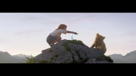 Perrier Fines Bulles: The Lion [10 sec] Film by Ogilvy Paris, The Gang Films