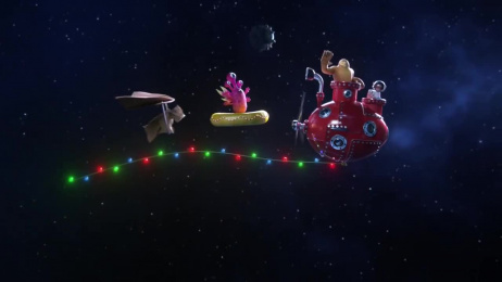 Remix3D.com: 3D Holiday Film by m:united, The Directors Bureau