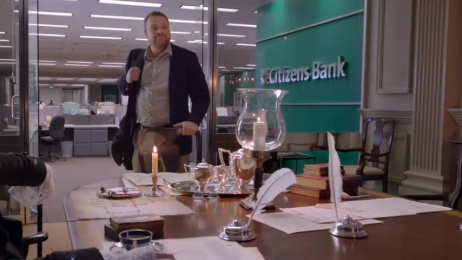 Citizens Bank: Home Film by Ogilvy & Mather New York