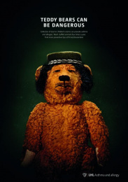 Lhl: Gaddafi Print Ad by Gimpville, Kitchen Leo Burnett Oslo