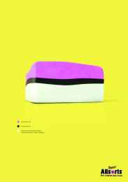 Beacon Allsorts: The Sandwich Print Ad by TBWA\Hunt\Lascaris Johannesburg