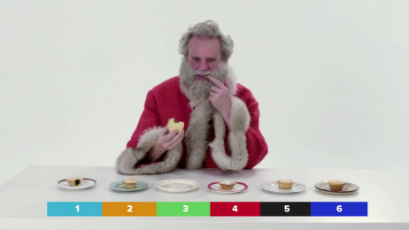 Mince Pies: Taste test Film by Karmarama London, Kream