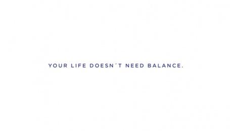 Carey: Life doesn't need balance Film by DDB Bogota