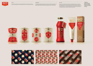 Mutti: Mutti Special Edition for Fico Eataly World, 2 Design & Branding by Auge