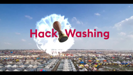 Lifebuoy: Hackwashing Film by Geometry Encompass