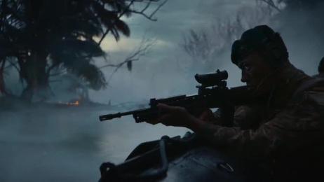 Royal Marines Commando: The Mist Film by The Engine Group